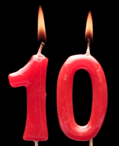 Ten Candle