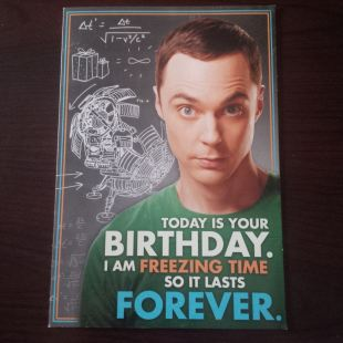 Legally Binding Birthday Card