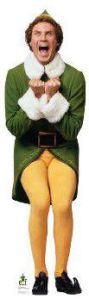 Excited Elf