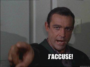 J'accuse!