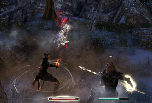 ESO screenshot