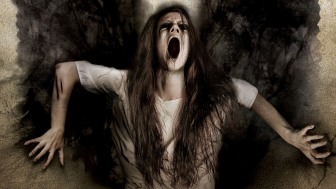 scream of demonic torment