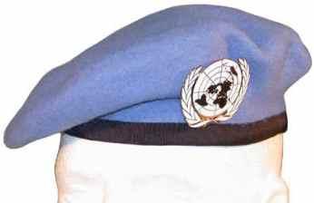 UN beret