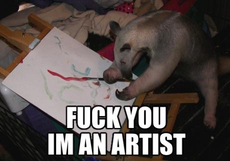 anteater artist