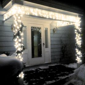 portico lights