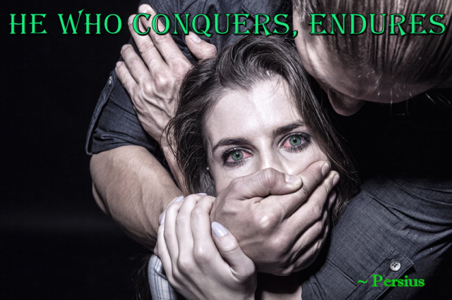 He Who Conquers, Endures