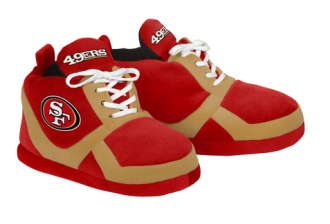 49ers slippers