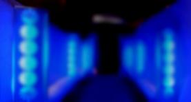 blur of lights
