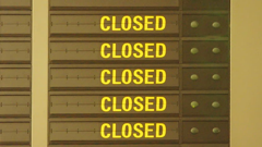 train schedule: all statuses CLOSED