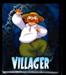 Werewords Villager card