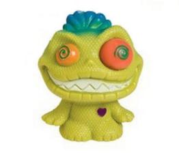 zombie squeeze toy