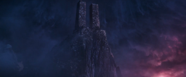Cliff at Vormir from Avengers movies