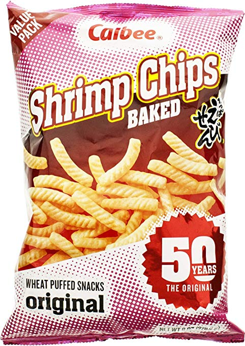 bag of shrimp chips